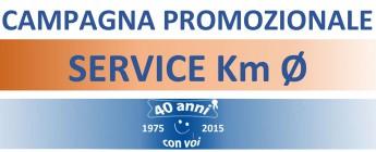 Service Km zero